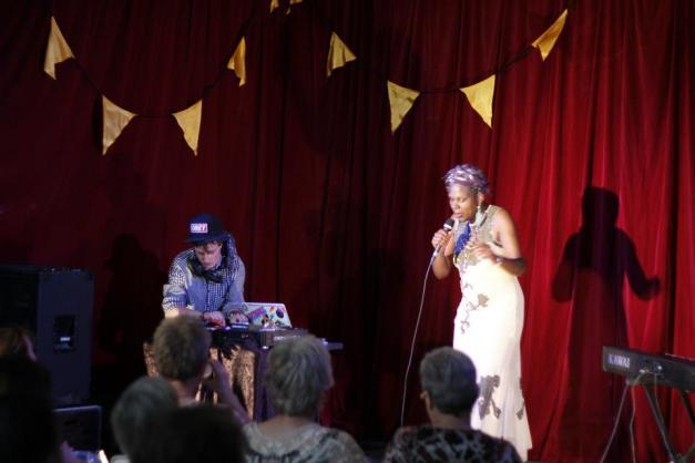 Fabulous Diva Dr Nina SimoneRuth & Jax