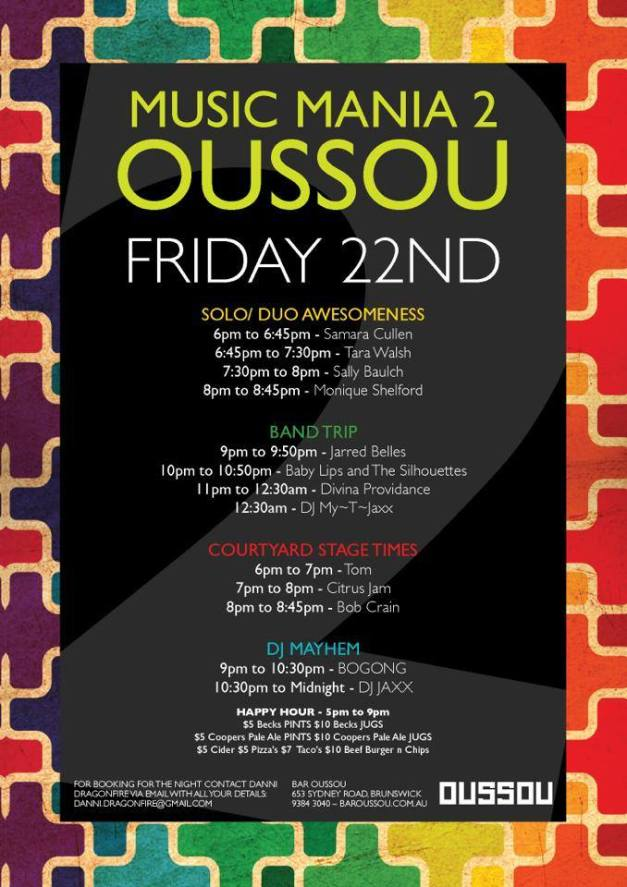 Music Mania Oussou 2
